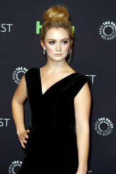 Billie Lourd Photos - The Paley Center for Media's 33rd Annual PaleyFest Los Angeles - 'Scream Queens' - Arrivals - Zimbio