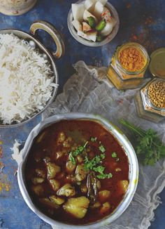 Pahadi Aloo Paani is a no onion/garlic stew prepared with only potato and plenty of water. So simple to prepare and full of flavors.