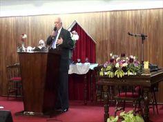 Buscando la guia del Espiritu Santo en ayuno y oracion. Pastor Walter Garcia. 27-04-2014