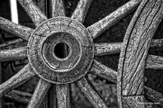 Old Wood Wheels