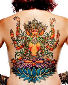 Fire-Goddess