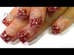 Gel Nails - Rubylicious