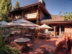 Amazing Log Cabin Home in Park City, Utah