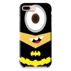 Despicable Me Minion Batman iPhone 7 Plus 3D Case Dewantary