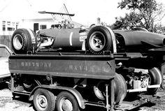 Ferrari d'Amon i Bell a la Tasman Series 1968