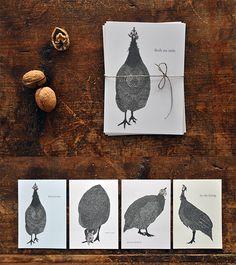 froh zu sein bedarf es wenig Letterpress, Illustration, Diy, Beautiful, Postcards, Homemade, Gifts, Craft, Projects