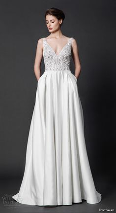 Wedding Dresses With Pockets 62