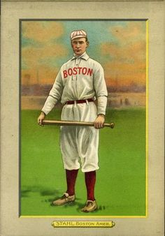 1911 Turkey Red Cabinets T3 #38 Jake Stahl Front