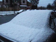 In Potsdam hat es geschneit. Nicht viel, aber immerhin zeigt der Winter heute, am 4. Dezember 2012, mal was er eigentlich kann...