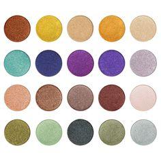 Makeup Geek Foiled Eyeshadow Complete Set (20 Pans)
