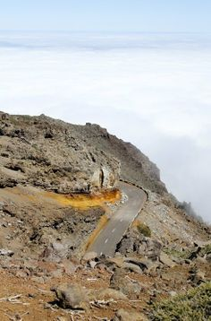 La Palma is the most north-westerly of the Canary Islands, Spain.