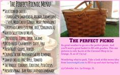$4.00 picnic basket available as of 7/9/14 at the Carousel Shop in La Grange, IL!