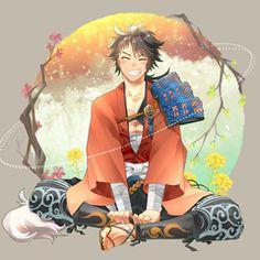 Mutsunokami Yoshiyuki, Touken Ranbu, Anime, Woodwind Instrument, Anime Shows, Anime Music, Animation, Anima And Animus