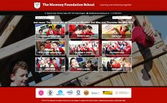 Going Live! Congratulations to Mawney Foundation on their new #schoolwebsite
