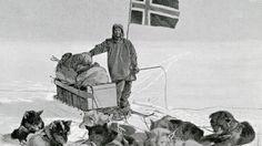 'Viking' lakabı ile tanınan Norveçli kaşif Roald Engelbregt Gravning Amundsen