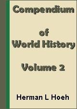 Compendium of World History - Volume 2