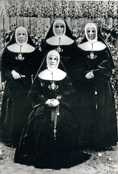 Heroines of The Sisters of the Child Jesus