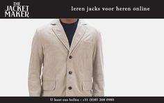 Leren jassen voor mannen en vrouwen Blazer, Jackets, Fashion, Down Jackets, Moda, Fashion Styles, Blazers, Fashion Illustrations, Jacket