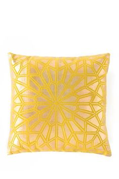 Caravan Moroccan Square Pillow by Shiraleah on @HauteLook