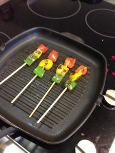gezond verkeerslicht Grill Pan, Grilling, Kitchen, Griddle Pan, Cooking, Crickets, Kitchens, Cuisine, Cucina