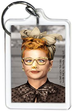 I Love Lucy Key Chains and Keychains | LucyStore.com