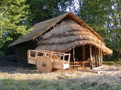 Lithuanian ancient culture and Baltic tribes Lithuania Food, Lithuania Travel, North Europe, Eastern Europe, Fantasy Village, Larp Armor, European Languages, Riga Latvia, Thatched Roof