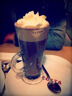 Costacoffee hot chocolate