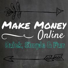 how to make money online posting DIY guides!! so easy and fun to do! I am loving this company!
