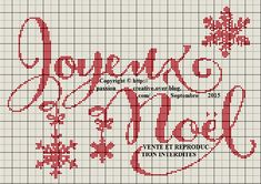 Free cross stitch chart: Merry Christmas and Snowflakes Passion creative Christmas Sewing, Christmas Embroidery, Christmas Cross, Xmas, Merry Christmas, Free Cross Stitch Charts, Cross Stitch Freebies, Cross Stitch Designs, Cross Stitch Patterns