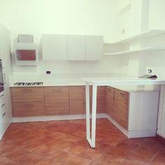 Kitchen by Schiuma Post Design. Designed and built by Tommaso Schiuma www.schiumapostdesign.com