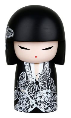 "Kimmidoll™ Tomie - 'Charity' - ""My spirit promotes and empowers. With your passionate devotion to helping others build better lives for themselves, you share the true spirit of charity. May your efforts nurture strong and successful communities, so all may thrive and not just survive."""
