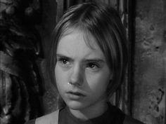 Young Peggy Ann Garner in Jane Eyre (1944)