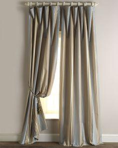 """Sienna Curtain, 108""""L"""