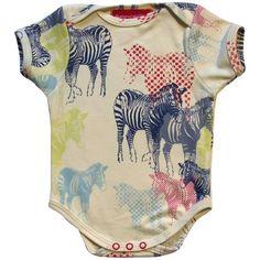 zebraspots babygrow