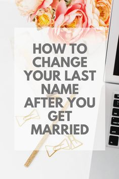 In Canada, a legal name change is not required, just your marriage certificate and proper identification. But which of your vital documents need to be. Wedding Certificate, Marriage Certificate, Name Change Checklist, Changing Your Last Name, Named After, Marriage Records, Change My Name, From Miss To Mrs, Name List