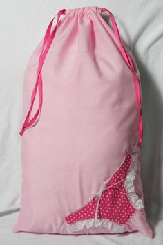 Lingerie Bag Travel Lingerie Bag by SewinOats on Etsy, $19.00