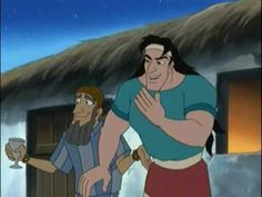 (Animated) - Samson & Delilah - [2/5] - YouTube Bible Activities For Kids, Bible Stories For Kids, Religion, Family Guy, Animation, Film, Friends, Videos, Youtube