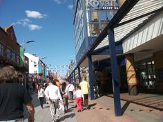055 by jumpingjacque, via Flickr The High Street Southend-On_sea