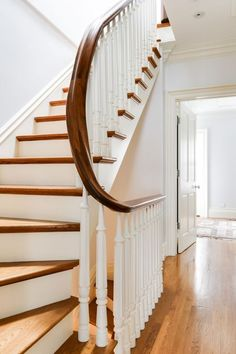514 E 87th St, NEW YORK NY 10128 | Zillow Wooden Staircases, Perfect Place, New York City, Stairs, Real Estate, Home Decor, Stairway, Decoration Home, Wooden Stairs