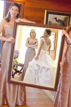 Wedding Photos With Your Bridesmaids 13