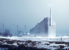 HOT TO COLD: an odyssey of architectural adaptation. Exhibition in Washington DC featuring the BIG-Bjarke Ingels Group (BIG) in its return to the National Building Museum.