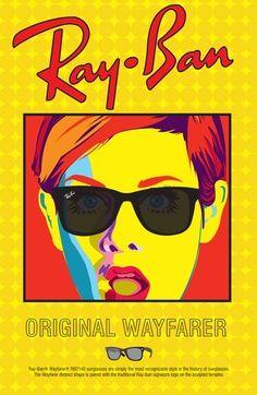 Ray Ban Wayfarer Sunglasses.like it