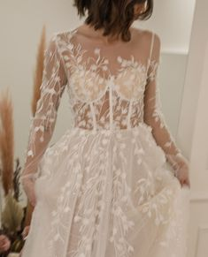 """Ella Moda on Instagram: """"KATIE // the sweetest of them all"""" Lace Wedding, Wedding Dresses, Dusk, Sweet, Collection, Instagram, Fashion, Bride Dresses, Candy"""