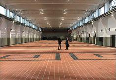 Die Grand Hall ist fertig für eure Veranstaltungen!