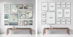 Gallery Wall Layout, Gallery Wall Frames, Frames On Wall, Western Style, Photo Wall Decor, Homemade Home Decor, Home Room Design, Inspiration Wall, Living Room Modern