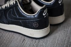 """fragment design x Nike Air/Lunar Force 1 """"Croc"""" Pack 