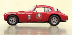 It's not clear who mated the body and the chassis, but it probably wasn't Kurtis. When it was built, this car was intended for the brutal La Carrera Panamericana road rally in Mexico.