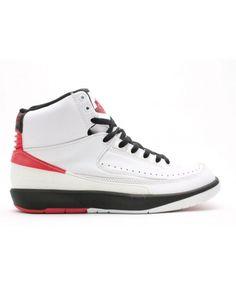 best cheap a3260 1325d Air Jordan 2 White Red Black 130235 161