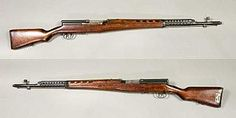 СВТ- 40(Скоросрельная винтовка Токарева) / SVT-40 without magazine from the collections of Armémuseum, Stockholm, Sweden.