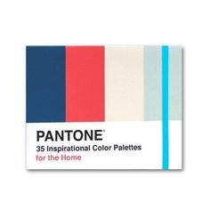 Selected specifically for home décor, these palettes are perfect for color…